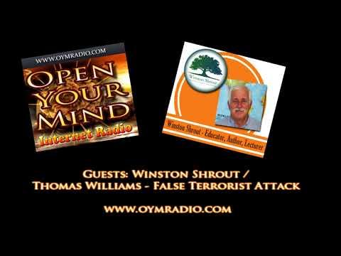 Open Your Mind (OYM) Radio - Winston Shrout / Thomas Williams - 17th Sept 2017