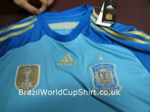 spain-2014-world-cup-home-goalkeeper-thailand-quality-soccer-jersey