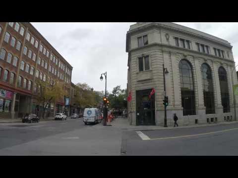 Montreal, Quebec (LSU Interior Design)