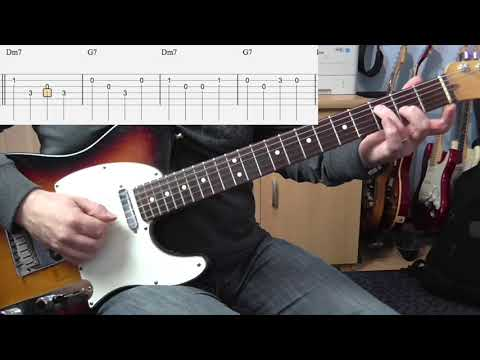 Don't Get Me Wrong - Guitar Tutorial