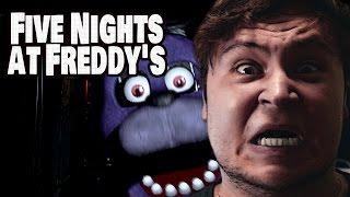 Five Nights at Freddy's | Part 1 | SCHEIß JOB! / JUMPSCARES | Let's Play Five Nights at Freddys