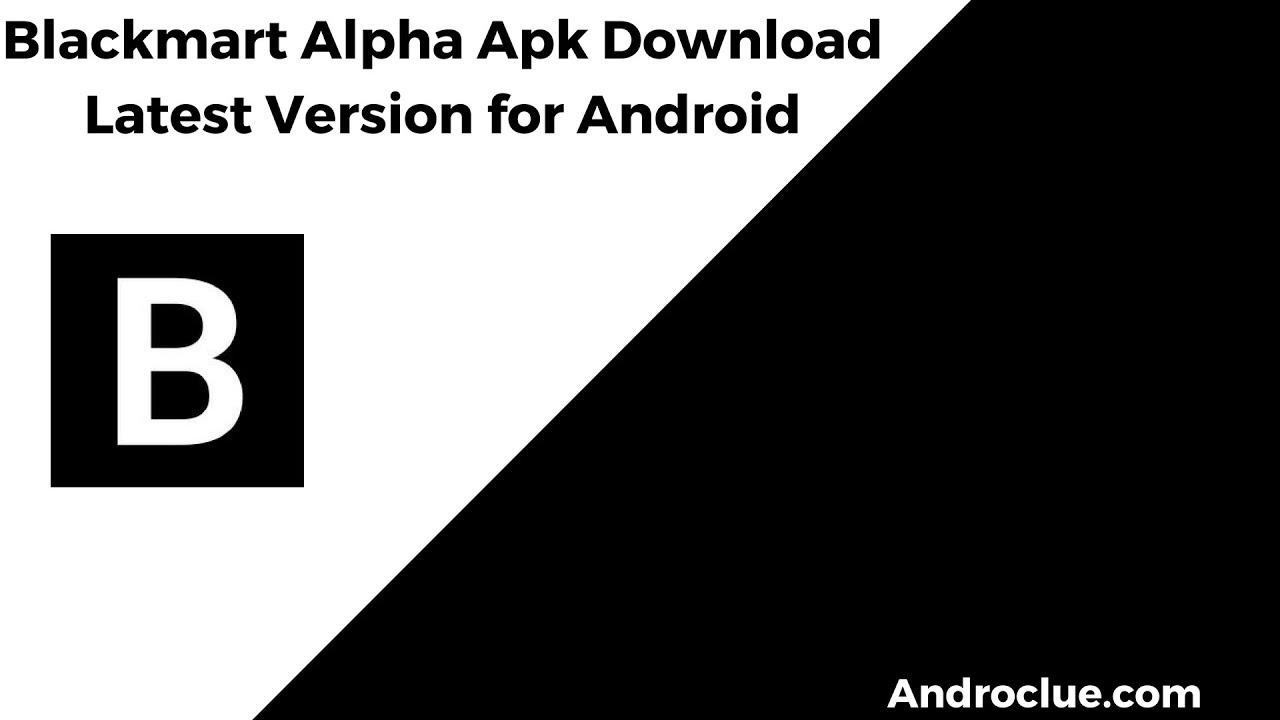 Blackmart 0. 99. 2. 77b (992077) apk | android free apks.