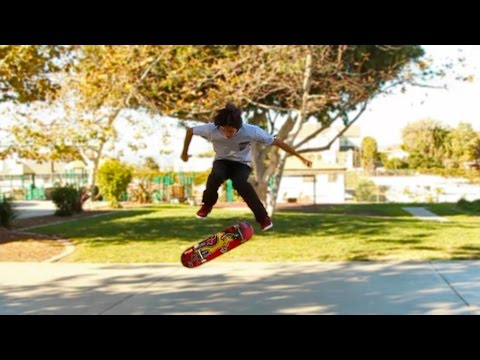 Chris Chann vs Josh Katz - Game of Skate