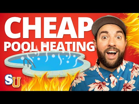 3 CHEAP Ways To HEAT Your SWIMMING POOL | Swim University