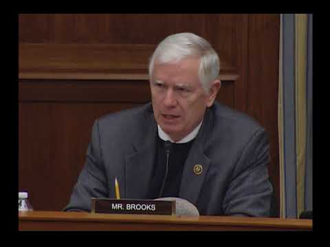 Rep. Brooks Questions Dept. of Energy Undersecretary on Bellefonte Nuclear Plant