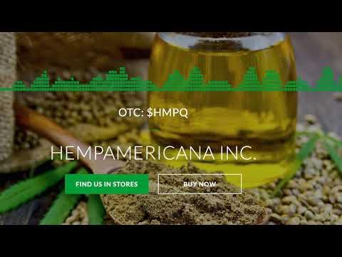 "HempAmericana Announces Augusta CBD Oil Facility Now ""Open for Business"""