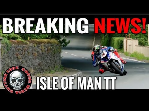 Born to Ride Breaking News - Isle of Man Edition