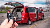 Большой тест-драйв (видеоверсия): Chrysler Grand Voyager - YouTube