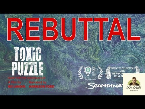REBUTTAL: Toxic Puzzle Documentary - Disgraceful Misrepresentation of Spirulina