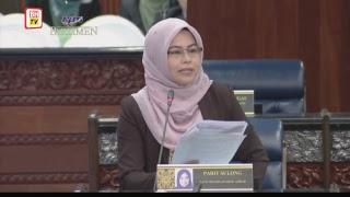 [LIVE] Dewan Rakyat Session, October 16, 2018.