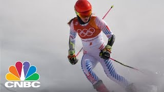 Mikaela Shiffrin Shares Advice On How To Pursue Your Dreams | CNBC