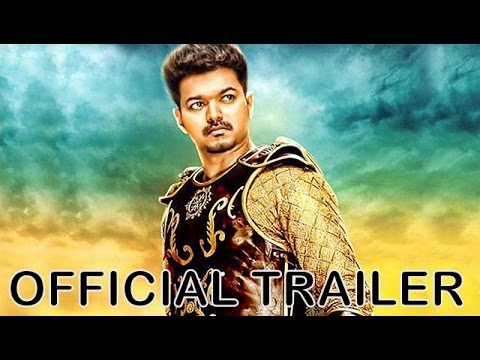 Puli Tamil Movie Official Trailer Vijay, Sudeep, Sridevi, Shruti Haasan, Hansika Motwani