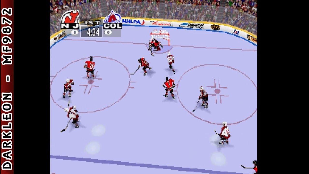 PlayStation - NHL Powerplay 98 (1997)