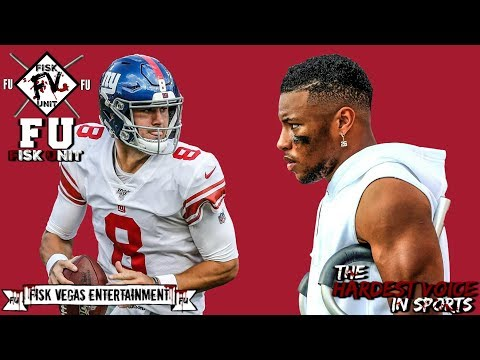New York Giants are trash & need to be rebuilt from scratch! Its embarrassing