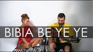 Ed Sheeran - Bibia Be Ye Ye (Dario Pinelli & Federica Caroppa - Acoustic Guitar Cover, Loop Station)