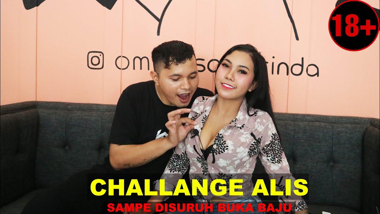 CHALLANGE ALIS BIKIN BASAH | PEMERSATU BANGSA !!