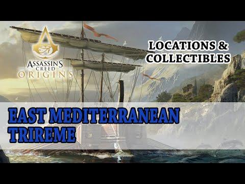 Assassin's Creed Origins - Triréma z východného stredozemia / East Mediterranean Trireme