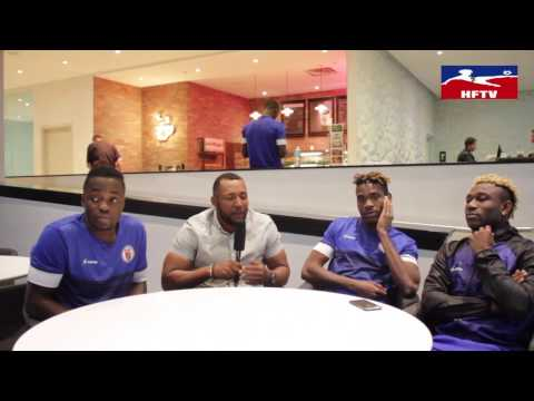 HAITI NATIONAL TEAM 3-22-2017
