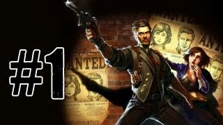 Bioshock Infinite - Gameplay Walkthrough - Part 1 (PS3/X360/PC) [HD]