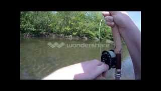 Fly Fishing For Bass With Deer-hair Poppers