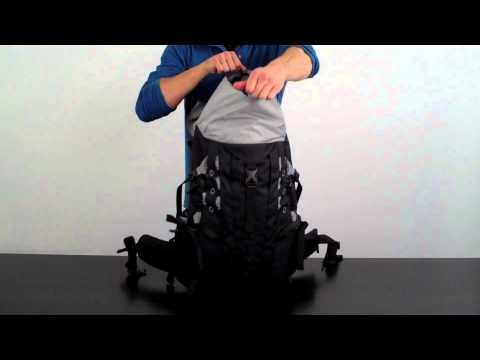 Samurai 50L Backpack by Guerrilla Packs