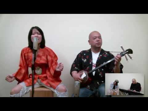 Meli&Marco's Jam Session Show - JSS - While My Guitar Gently Weeps COVER