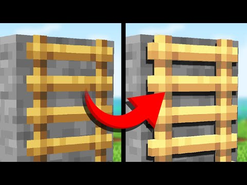 50 SIMPLE Updates to Improve Vanilla Minecraft