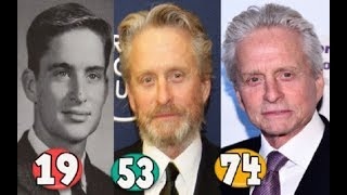 Michael Douglas ♕ Transformation From 03 To 74 Years OLD
