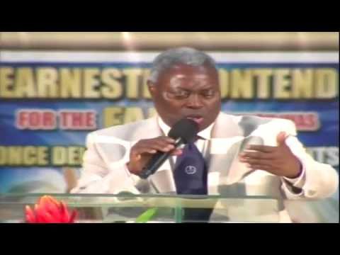 THE POWER OF FAITH IN GOD - PASTOR W.F. KUMUYI