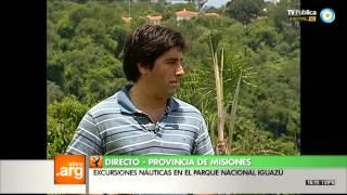 Vivo en Arg - Misiones, Parque Nacional Iguazú - 31-12-13 (3 de 4)