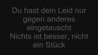 Farin Urlaub - Kein zurück (With Lyrics)