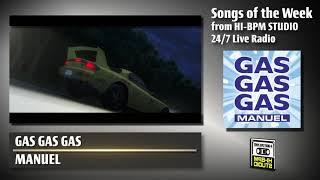 Songs of the Week #1 from HI-BPM STUDIO 24/7 Live Radio