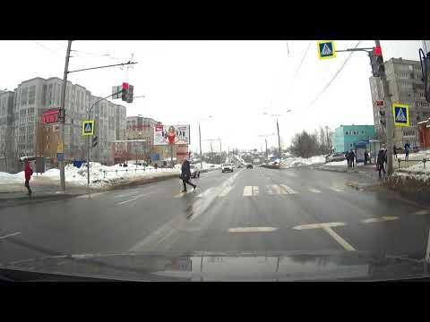 Как ездит Яндекс-такси в Чебоксарах