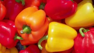 ПЕРЕЦ СЛАДКИЙ ПОЛЬЗА / чем полезен красный болгарский перец, сладкого перца польза, перец калории,