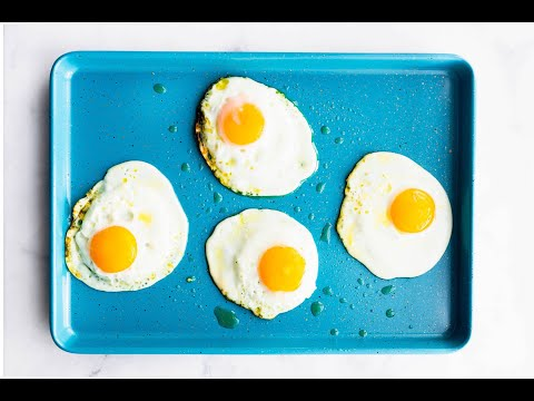 How to Fry Eggs (and Scramble) in EVOO