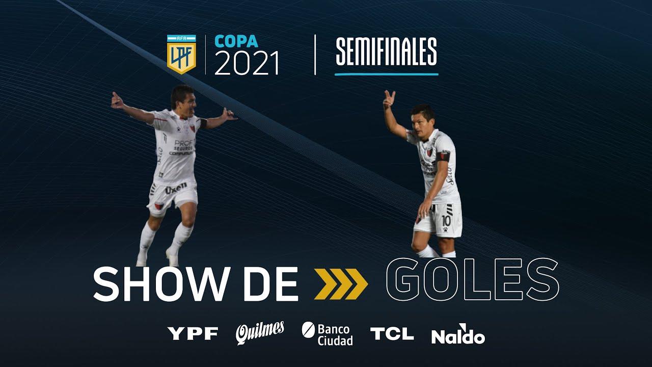 Copa de la Liga | Show de goles de las Semifinales