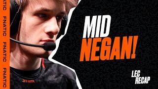 NEGAN MID!   LEC 2020 Spring Highlights (Week 9)