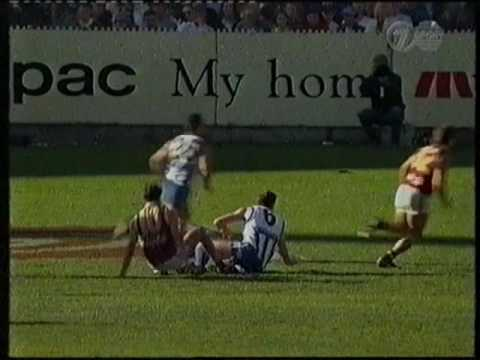 The Week Before the 1996 Grand Final | North Melbourne vs Sydney