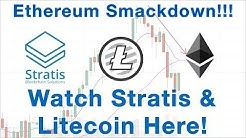 Bitcoin Ethereum and Litecoin Speed Test from USD on Coinbase to BTC on Bittrex! Who Wins?