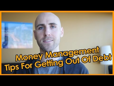 Money Management Tips For Getting Out Of Debt