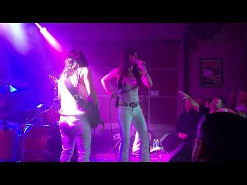 Zepparella plays Ramble On in Redding, Calif., Nov. 16, 2017