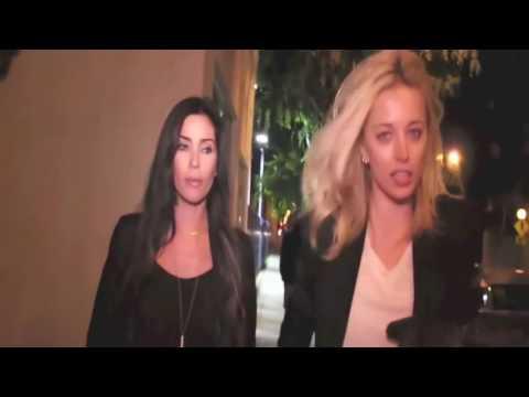 Jasmine Waltz revealed her relationship status