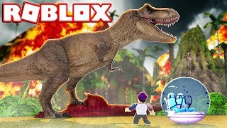 JURASSIC WORLD 2 in ROBLOX