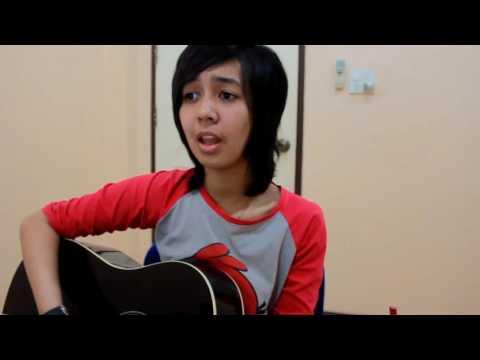 cewek thailand nyanyi lagu indonesia merdu banget