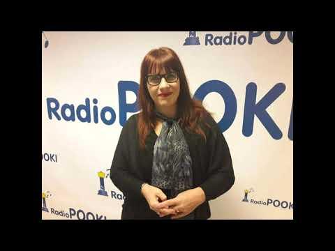 Radio Pookin listavieraana Heidi Pagani - esittelyssä kappale Hetken ihme (12.11.2017)