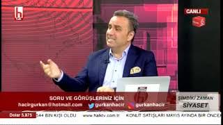Erol Mütercimler'den 24 Haziran yorumu/Gürkan Hacır ile Şimdiki Zaman Siyaset/17.06.2019 Part 2