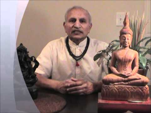 Yogi Shanti Desai talks about the main goal of yoga.wmv