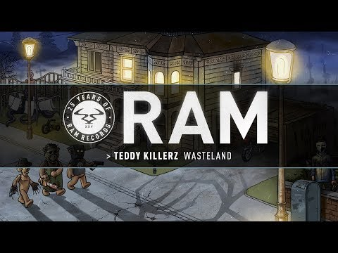 Teddy Killerz - Wasteland