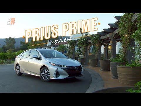 2018 Toyota Prius Prime - A No-Brainer Hybrid