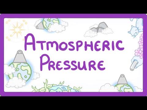 GCSE Physics - Atmospheric Pressure  #50